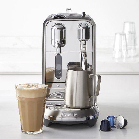 Nespresso Creatista Plus by Breville