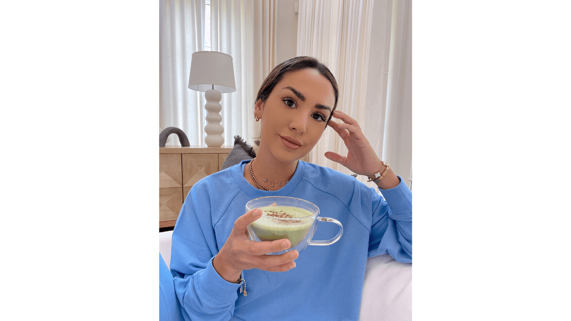 How To: Matcha Latte