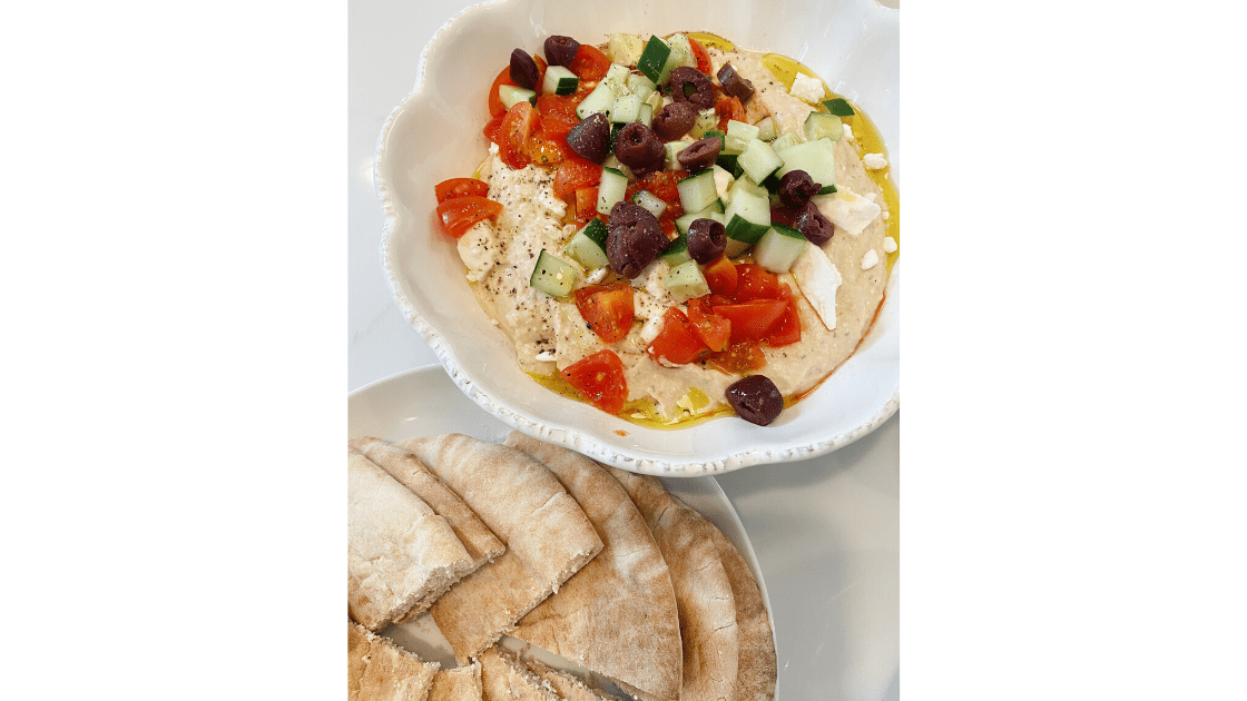Loaded Hummus Recipe