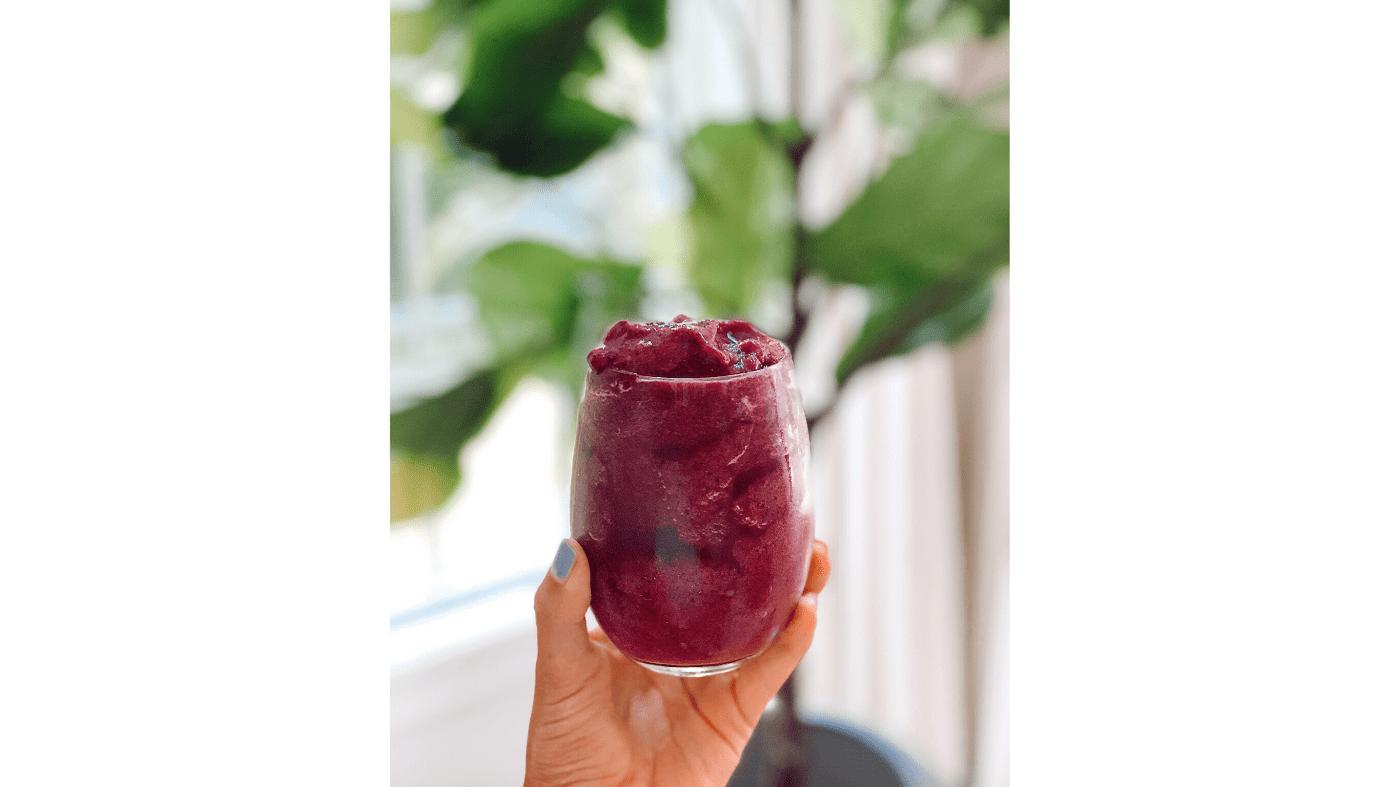 Morning Fruit Smoothie Recipe