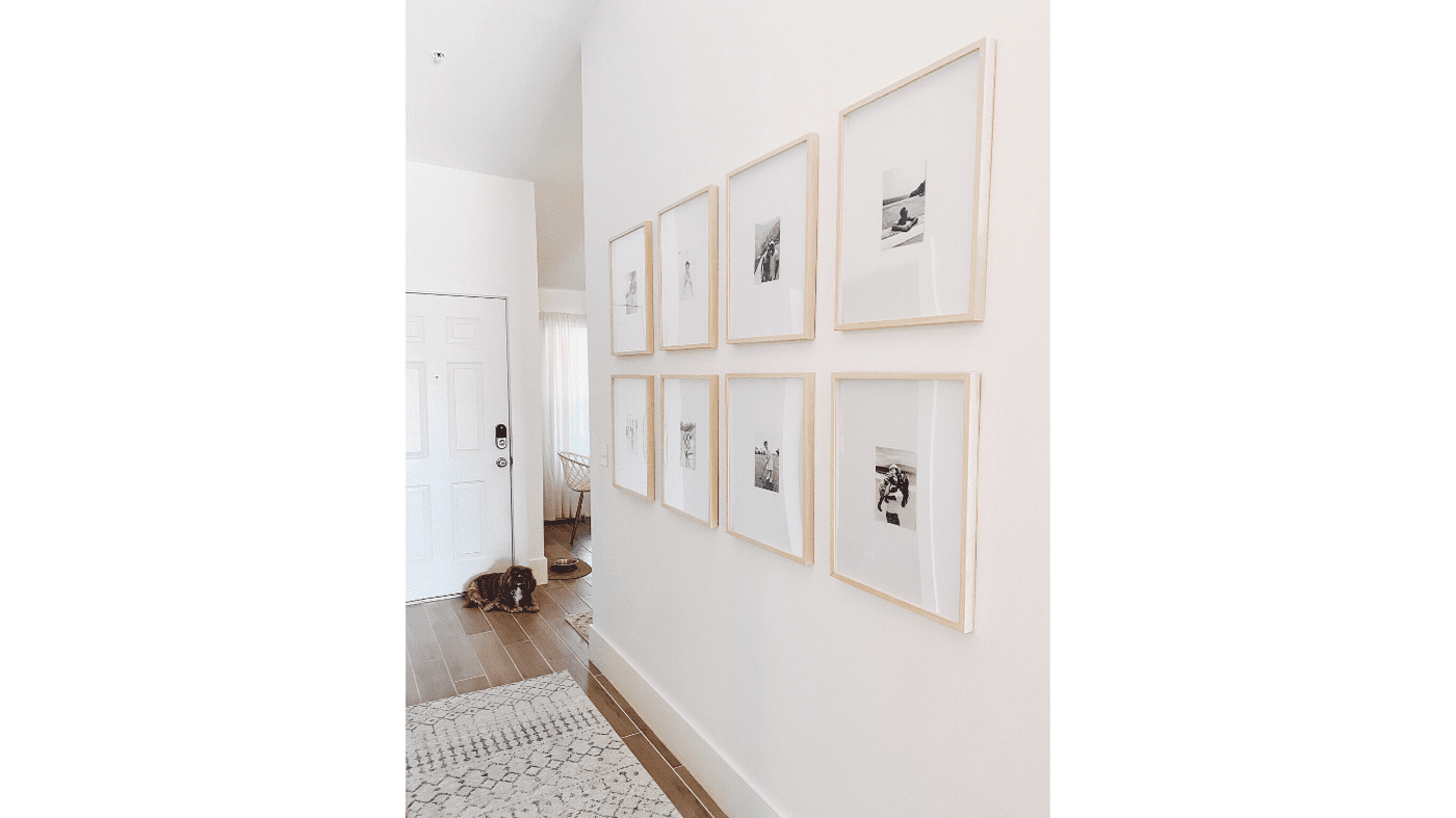 How to Create a DIY Gallery Wall