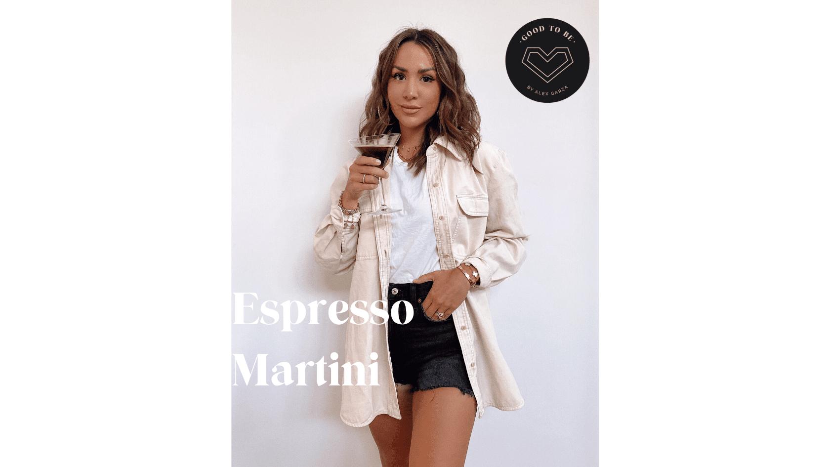 Happy Hour: Espresso Martini