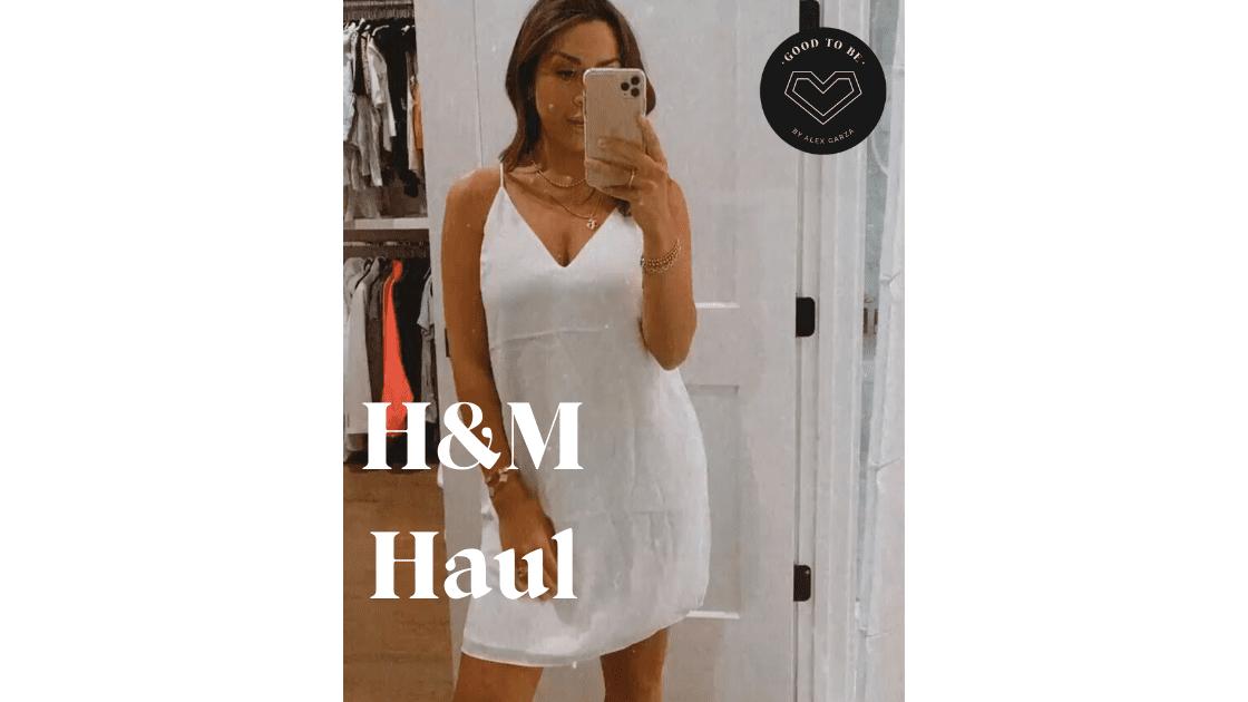 H&M Clothing Haul